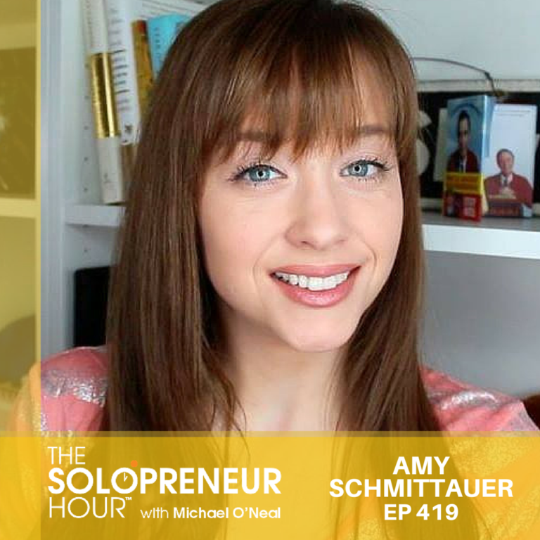 419: Amy O'Schmittauer – Is YouTube Dead? Long Live Youtube!