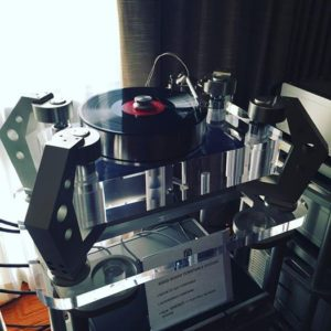 In case you need a new record player, this one is $185,000. :) #audiophile #absurd