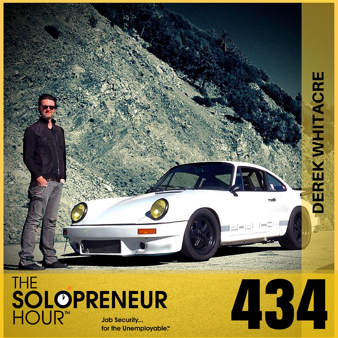 434: Hollywood Composer, Documentarian, and Porsche Nut Derek Whitacre
