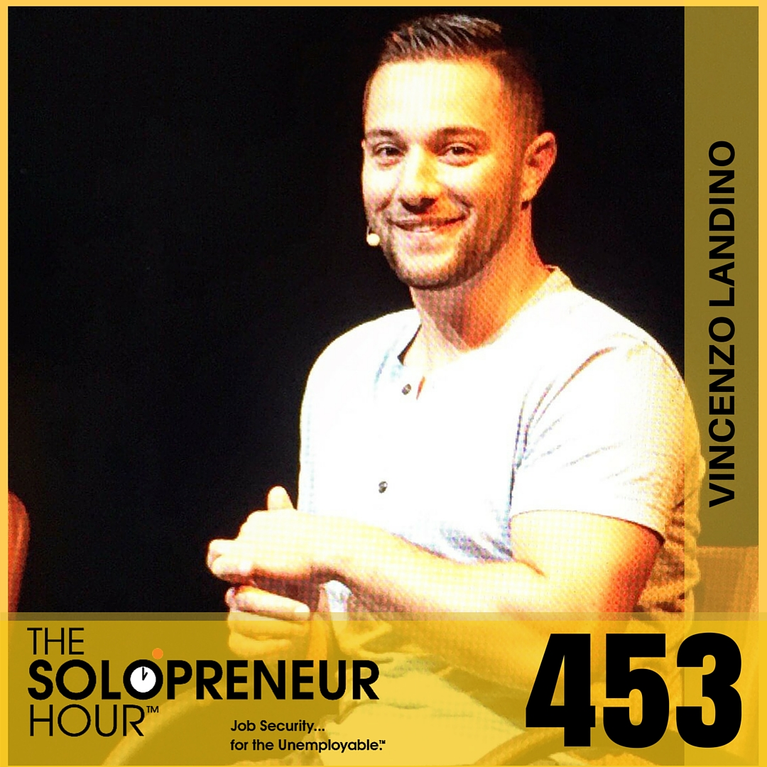 453: Livestreaming Tips from Vincenzo Landino
