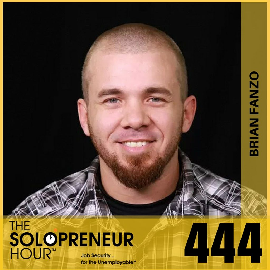 444: Understanding Social Media in 2016, with Brian Fanzo of iSocialFanz