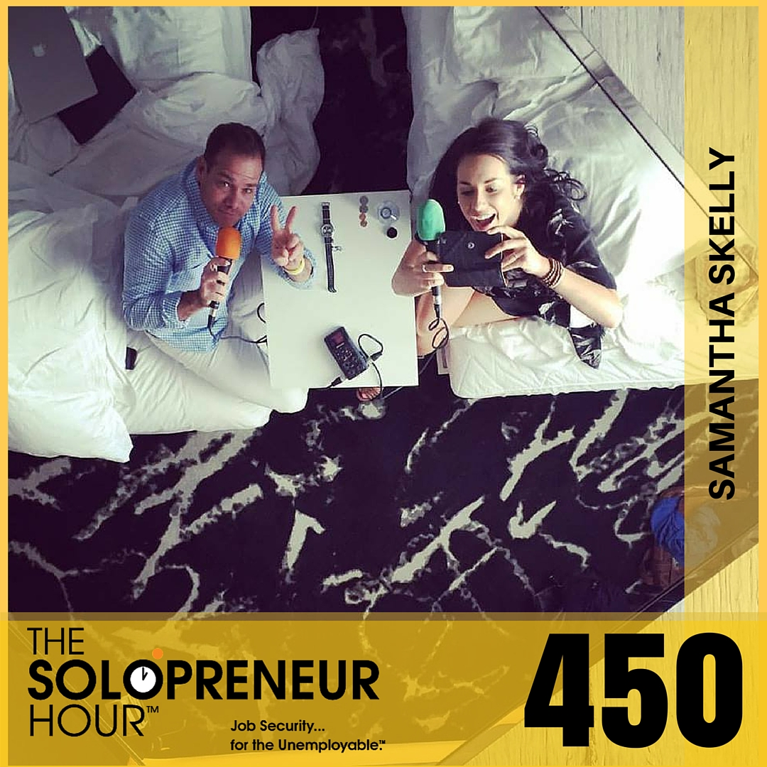 450: Navigating Your Relationship With Food and with Your Partner, with Samantha Skelly