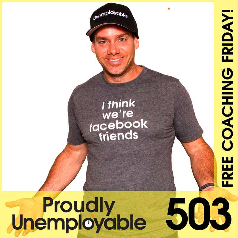 503: Special Announcements, Comparing down, and Free Coaching Friday!