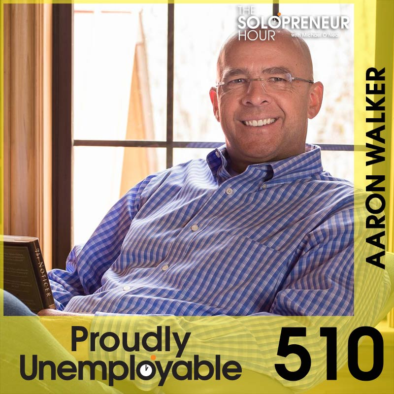 510: Aaron Walker on How To Get On How To Get Interviewed