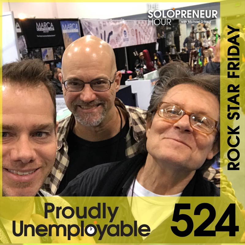 524: Free Coaching Friday, ROCK STAR EDITION