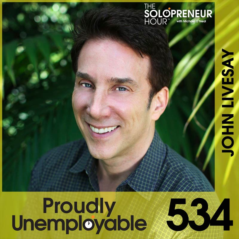 534:  Mastering The Art of Sales, with John Livesay