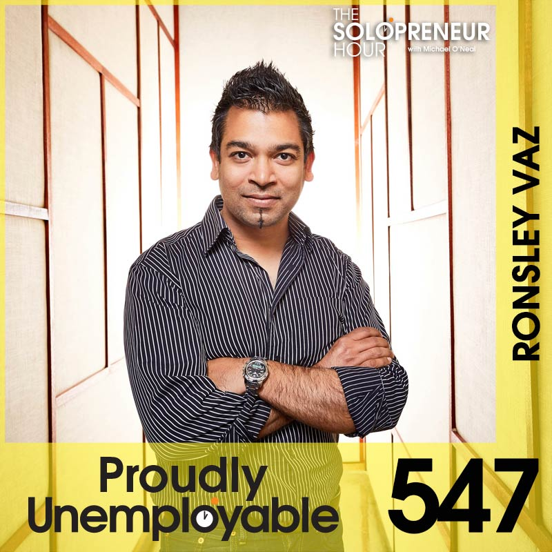 547: Ronsley Vaz – From over 400k in Debt to a 7-Figure Business in 3 Years