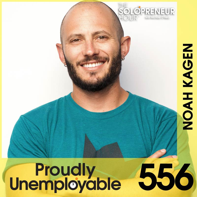 556: Noah Kagen of AppSumo is Cool, Fun, and Funny. And Wicked Smaht, Dude.
