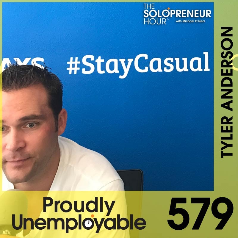 579: Tyler Anderson From Social Media Day SD Talks Social Media