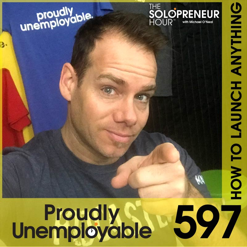 597: How To Launch Just About Anything, and Your Questions…