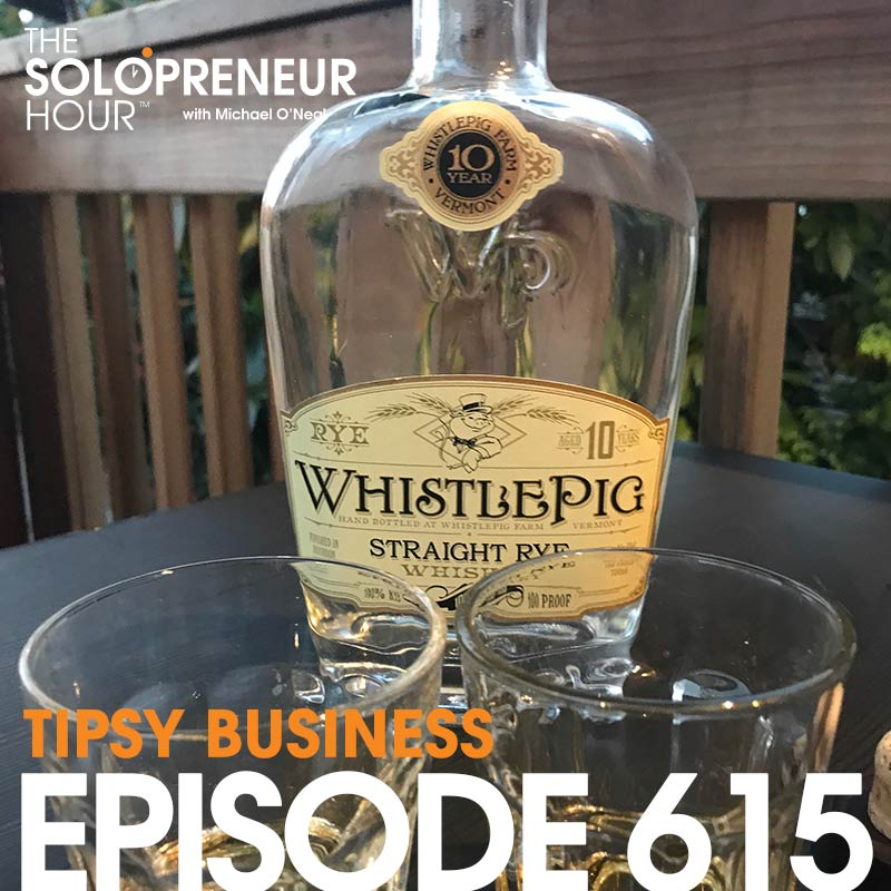 615: Tipsy Business Episode 1, with Matthew Kimberley
