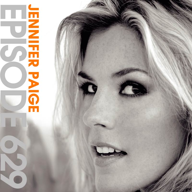 629: Jennifer Paige – Behind The Scenes of a Mega Pop Star (Best Of)