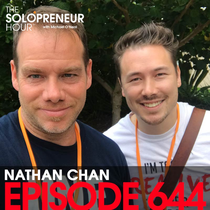 "644: Nathan Chan from Foundr on Listening to Your Customers, ""Value"", and What's Working on Instagram in 2017."