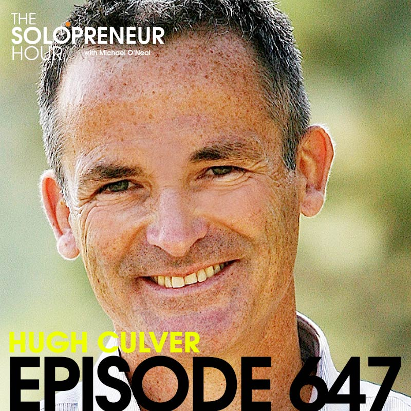 647: Productivity and Life Hacks with Hugh Culver (Best Of)