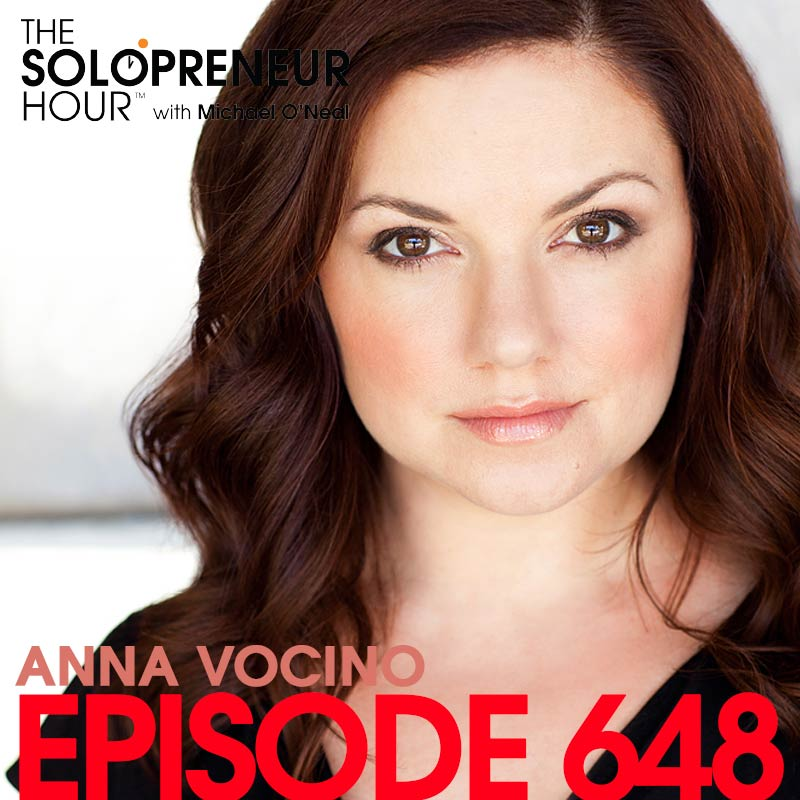 648: Upping Your Audio Game with Anna Vocino (Best of)