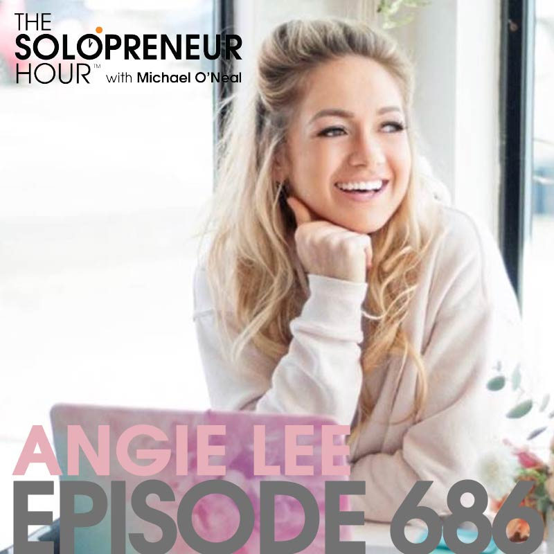 686: Angie Lee – Personality and Perserverance Equal Huge Success