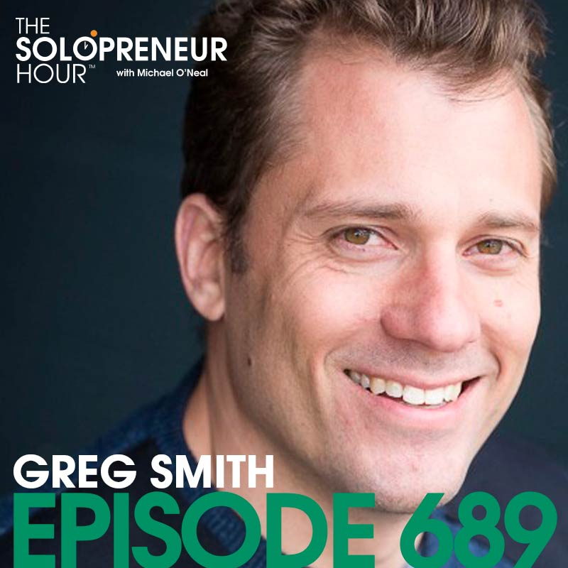 689: Greg Smith of Thinkific on Creating an Online Course Platform, and Leadership Development