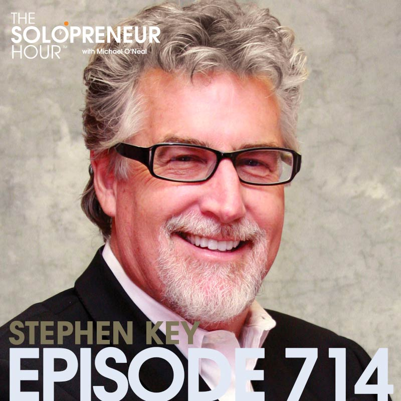 714: What To Do with Your Million Dollar Idea, with Stephen Key (best of)