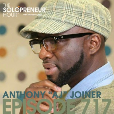 "717: Webinar Masterclass with Anthony ""AJ"" Joiner (best of)"