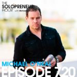MICHAEL O'NEAL SOLOPRENEUR PODCAST COACHING