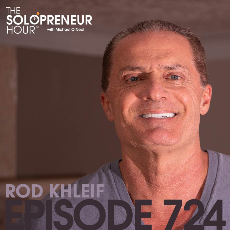 724: TODAY You're Learning How To Invest in Real Estate, with Rod Khleif