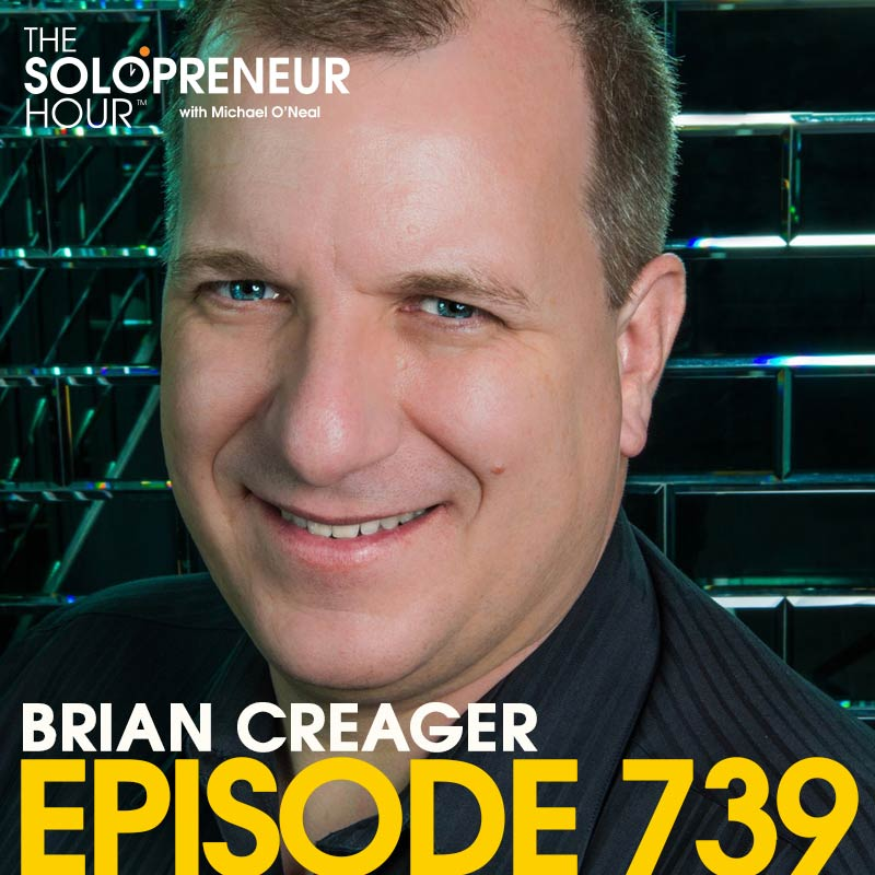 739: Start Your Own AMAZON Business Without Making A Product with Brian Creager
