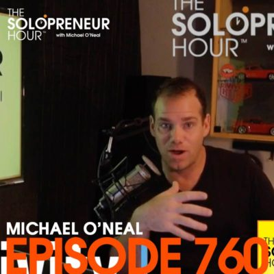 760: Solopreneur Q&A – Free Coaching Monday!