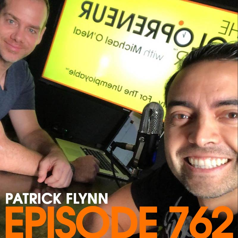 762: Pat Flynn on How To Become an Inventor