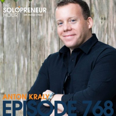 768: How To Build a Successful Dropshipping E-Commerce Business in 2019, with Anton Crowley