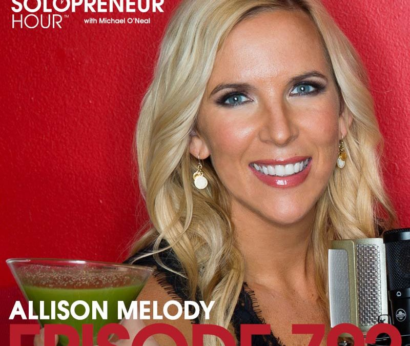 Allison Melody on The Solopreneur Hour Podcast