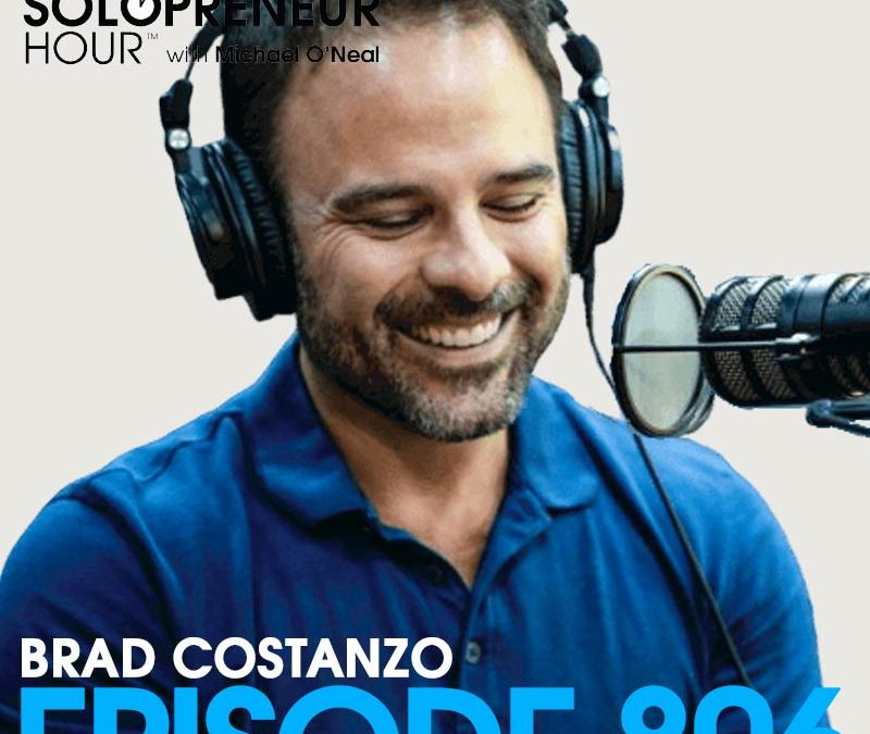 806: COVID Reality Check with Brad Costanzo. Conspiracy Theories, oh My!