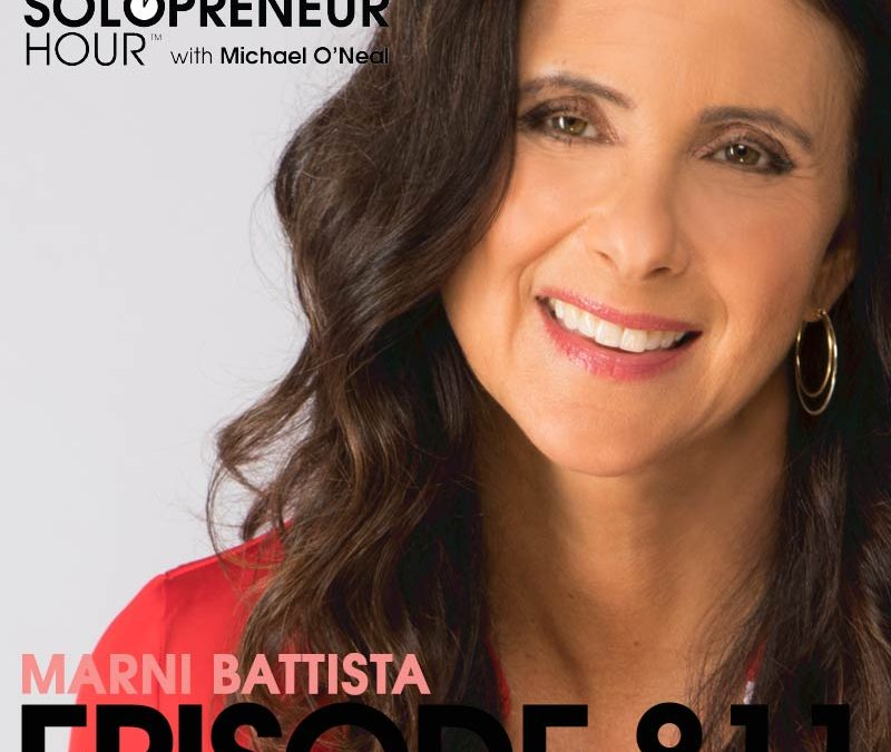 811: How to Build An Incredible Coaching Business From Scratch with Marni Battista