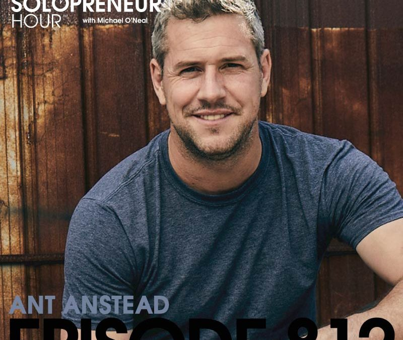 812: Ant Anstead of Wheeler Dealers/Master Mechanic – The Passion Behind The Work