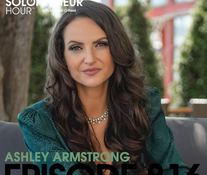 816: Build Your Amazon Empire From Home – Incredible Tips from Amazon Megaseller, Ashley Armstrong