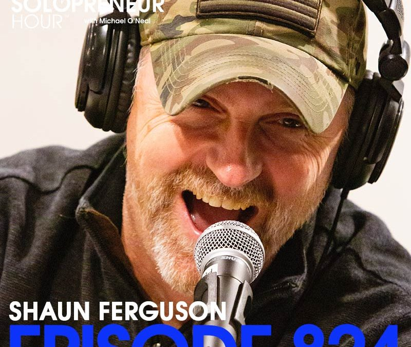 824: What It's Like to Be a Police Officer in the 21st Century, with Officer Shaun Ferguson